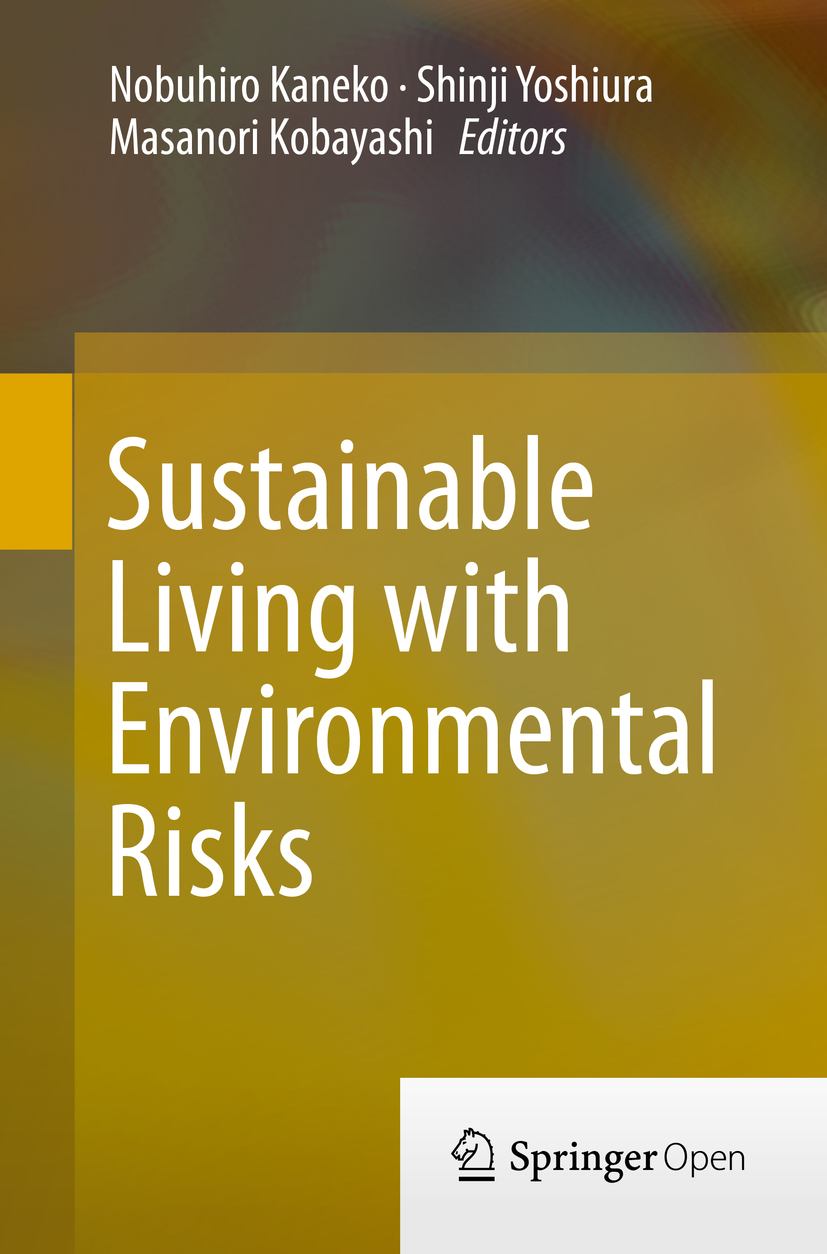 Kaneko, Nobuhiro - Sustainable Living with Environmental Risks, ebook