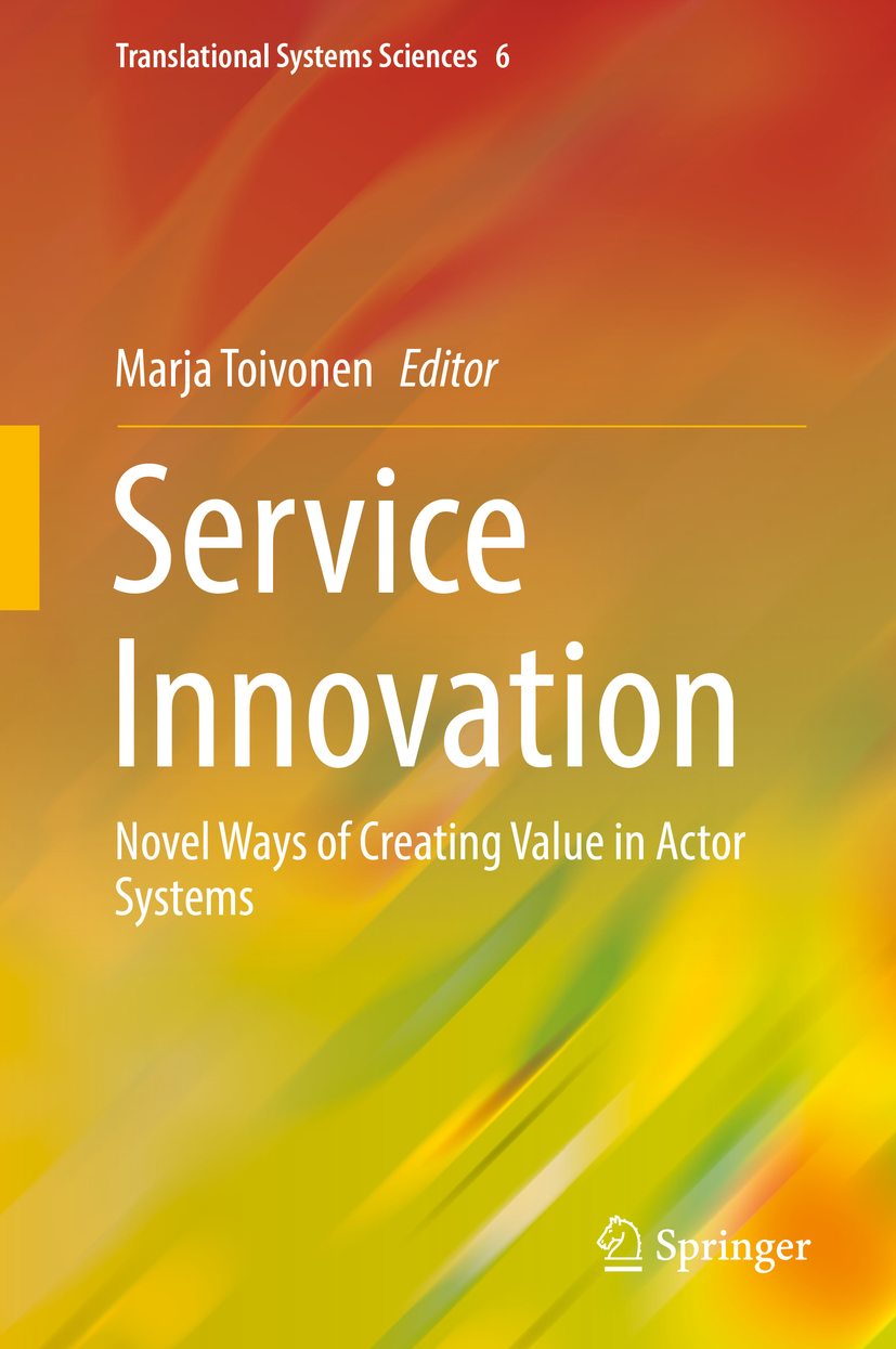 Toivonen, Marja - Service Innovation, ebook