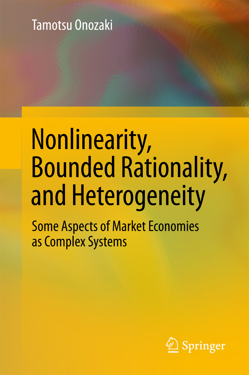 Onozaki, Tamotsu - Nonlinearity, Bounded Rationality, and Heterogeneity, ebook