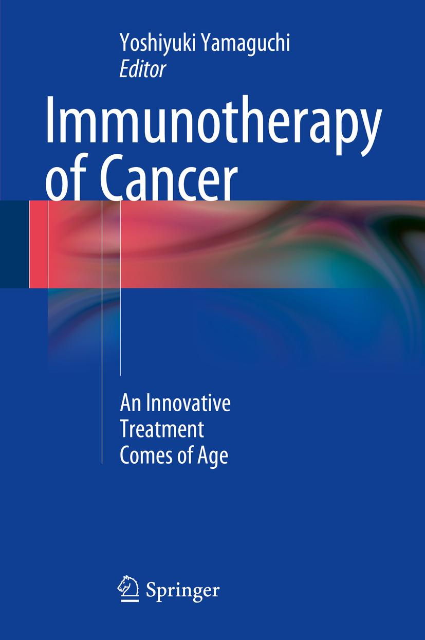 Yamaguchi, Yoshiyuki - Immunotherapy of Cancer, ebook
