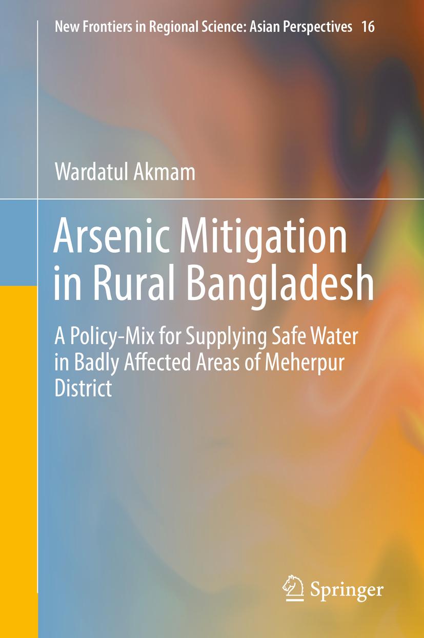 Akmam, Wardatul - Arsenic Mitigation in Rural Bangladesh, ebook