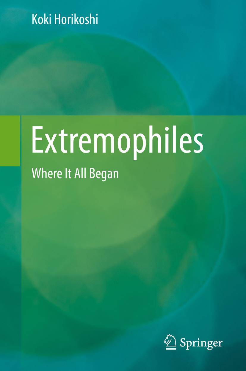 Horikoshi, Koki - Extremophiles, ebook