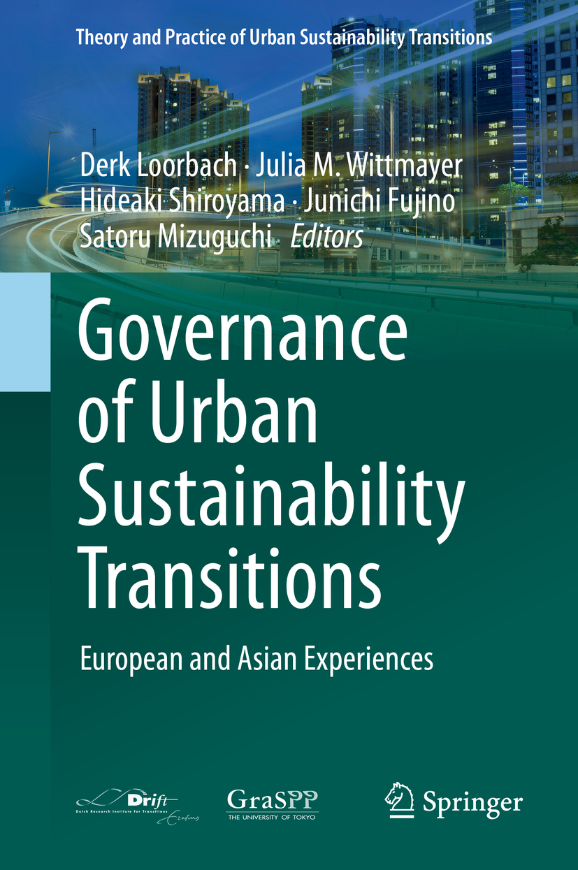 Fujino, Junichi - Governance of Urban Sustainability Transitions, ebook