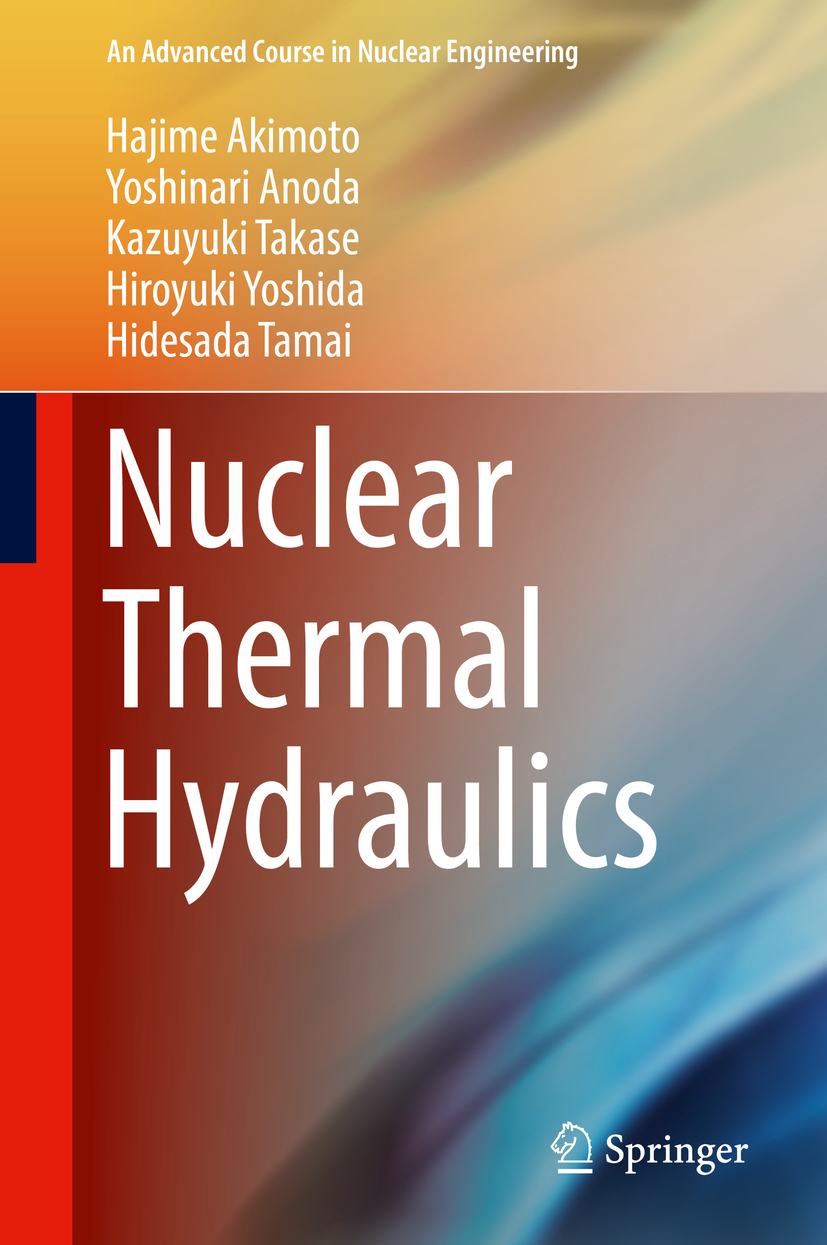 Akimoto, Hajime - Nuclear Thermal Hydraulics, ebook