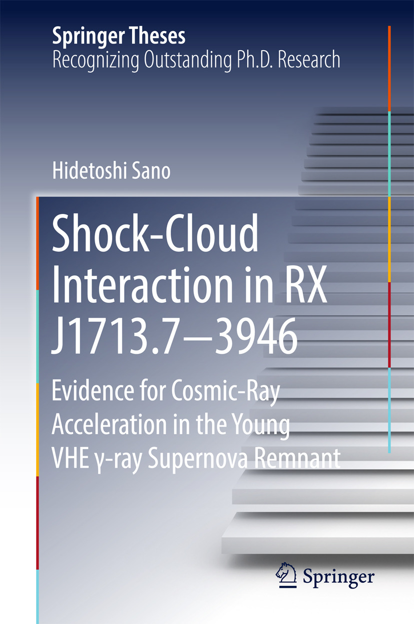 Sano, Hidetoshi - Shock-Cloud Interaction in RX J1713.7−3946, ebook