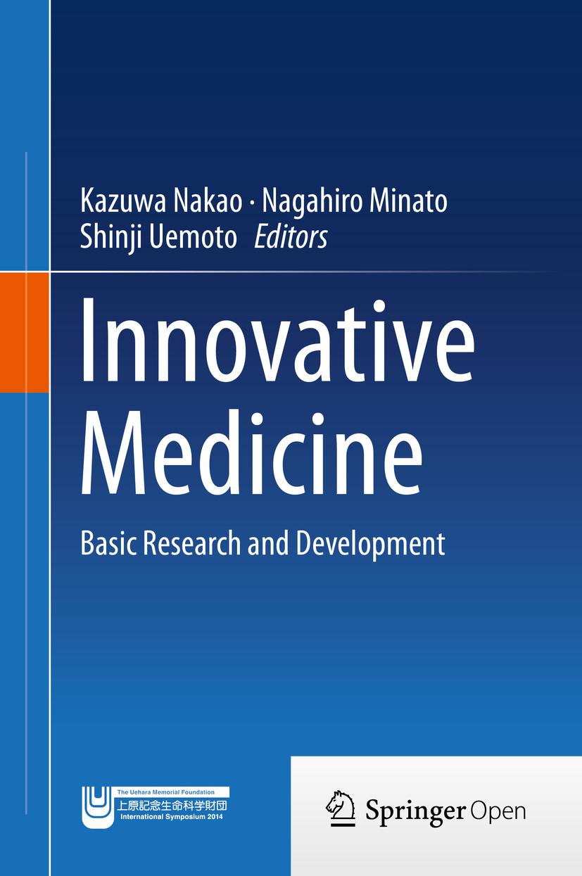 Minato, Nagahiro - Innovative Medicine, ebook
