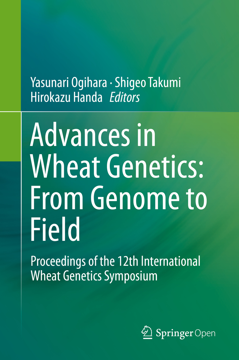 Handa, Hirokazu - Advances in Wheat Genetics: From Genome to Field, e-kirja
