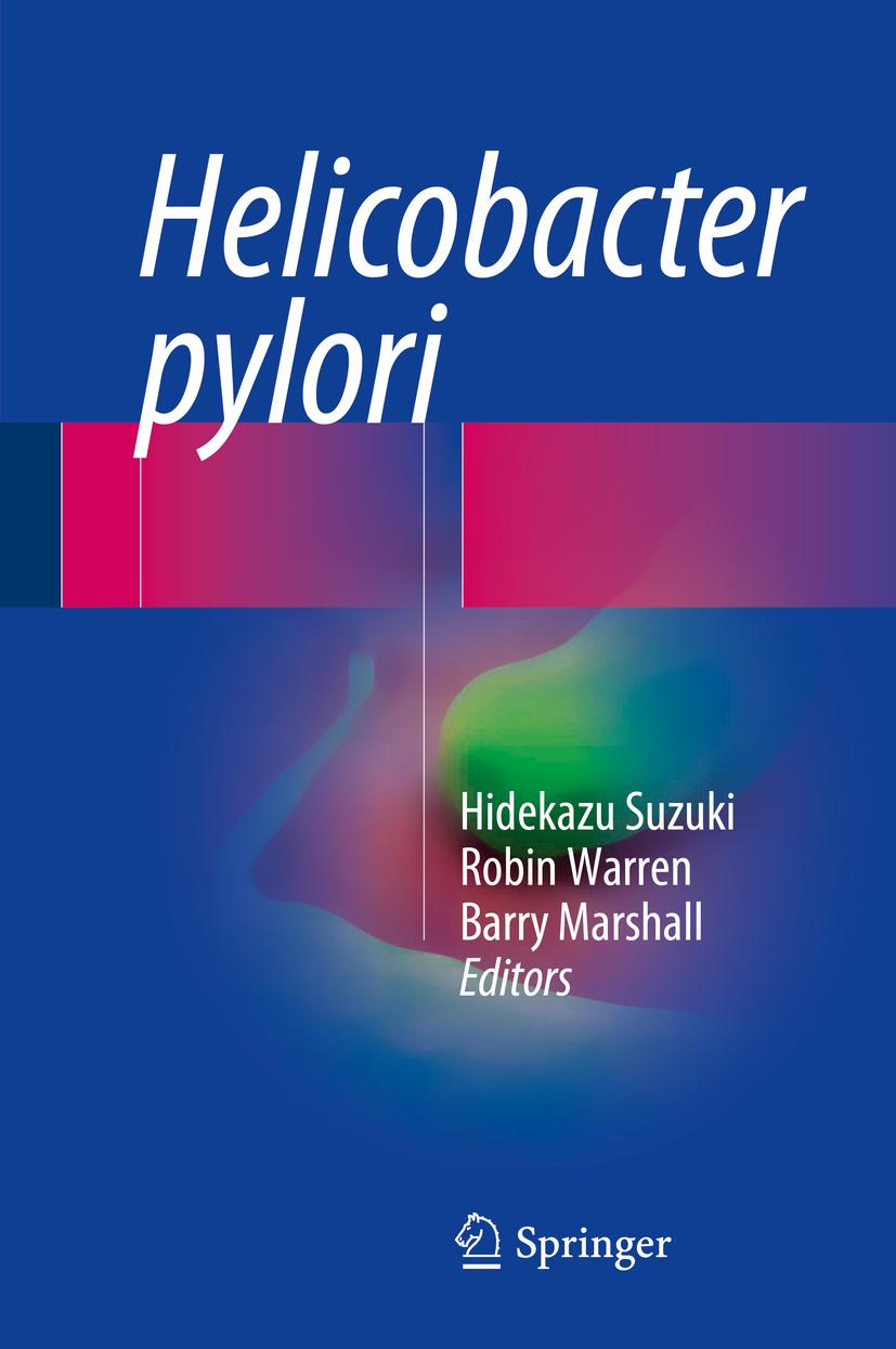 Marshall, Barry - Helicobacter pylori, ebook