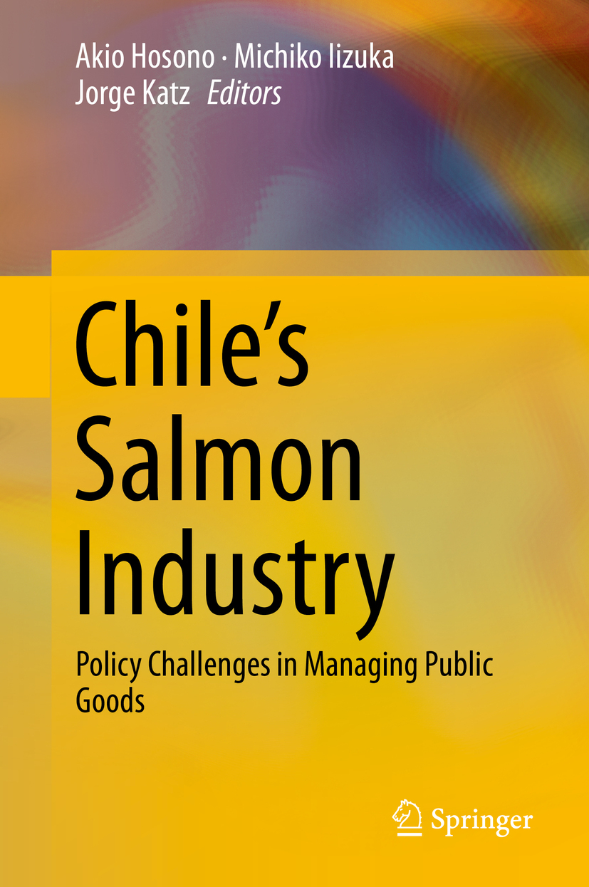 Hosono, Akio - Chile's Salmon Industry, ebook
