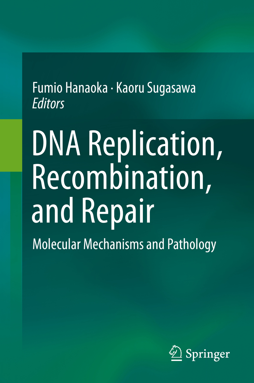 Hanaoka, Fumio - DNA Replication, Recombination, and Repair, ebook