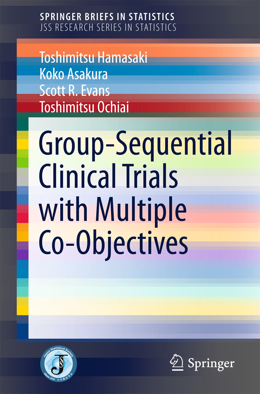 Asakura, Koko - Group-Sequential Clinical Trials with Multiple Co-Objectives, ebook