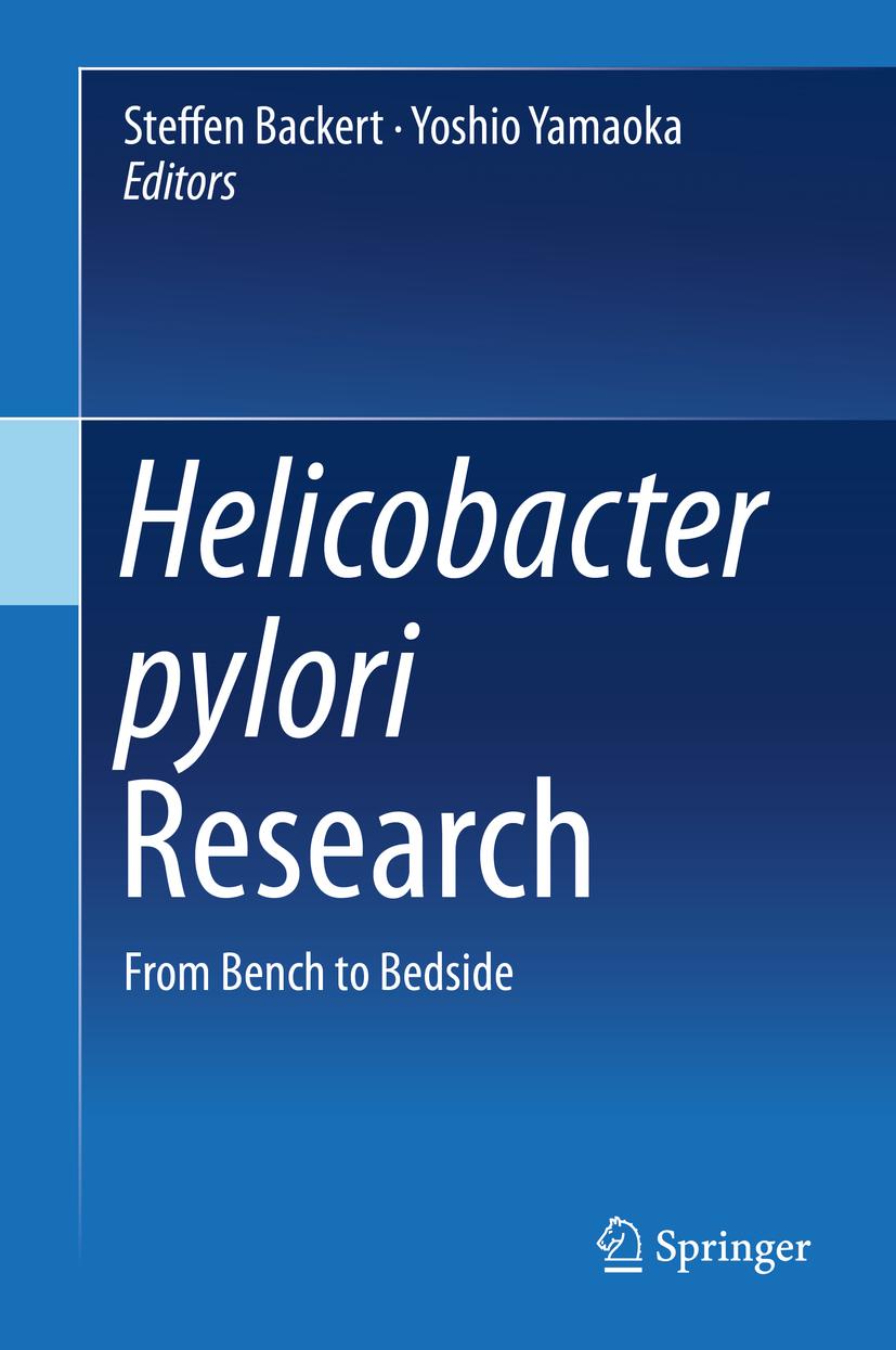 Backert, Steffen - Helicobacter pylori Research, ebook