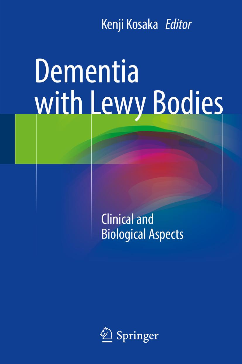 Kosaka, Kenji - Dementia with Lewy Bodies, ebook