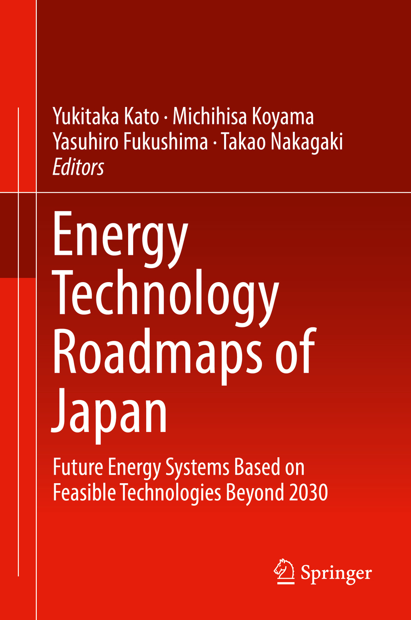Fukushima, Yasuhiro - Energy Technology Roadmaps of Japan, ebook