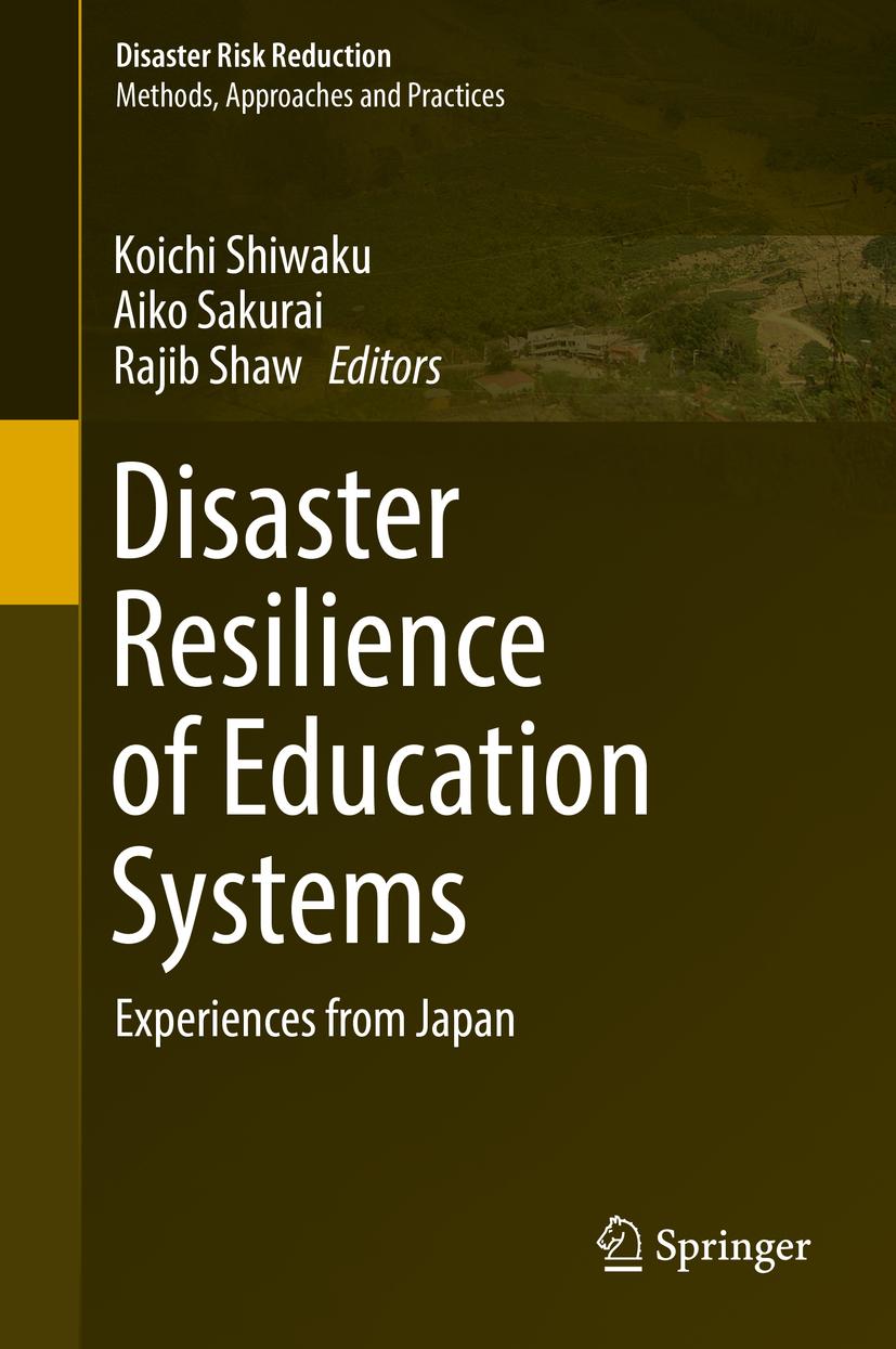 Sakurai, Aiko - Disaster Resilience of Education Systems, e-bok