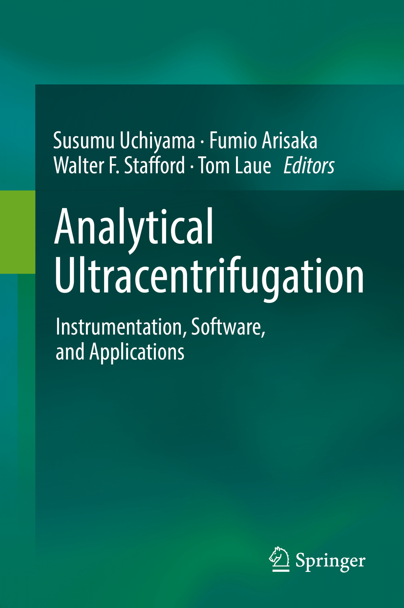 Arisaka, Fumio - Analytical Ultracentrifugation, ebook