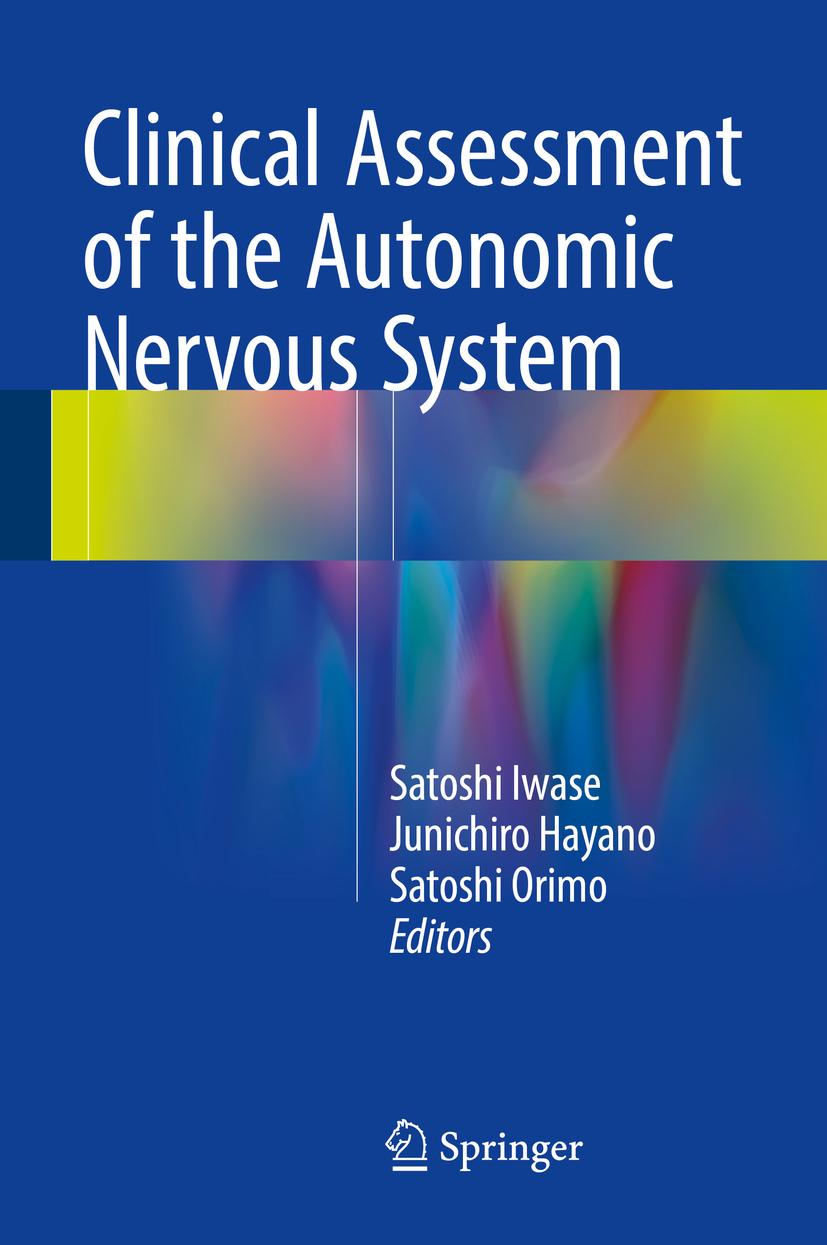 Hayano, Junichiro - Clinical Assessment of the Autonomic Nervous System, ebook