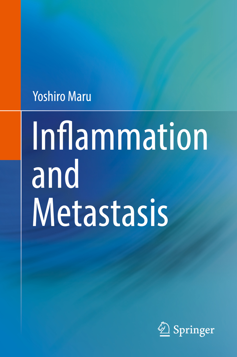 Maru, Yoshiro - Inflammation and Metastasis, ebook