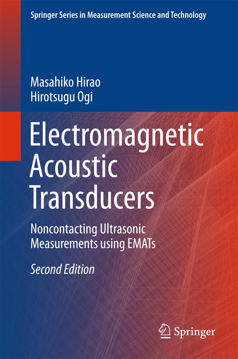 Hirao, Masahiko - Electromagnetic Acoustic Transducers, ebook