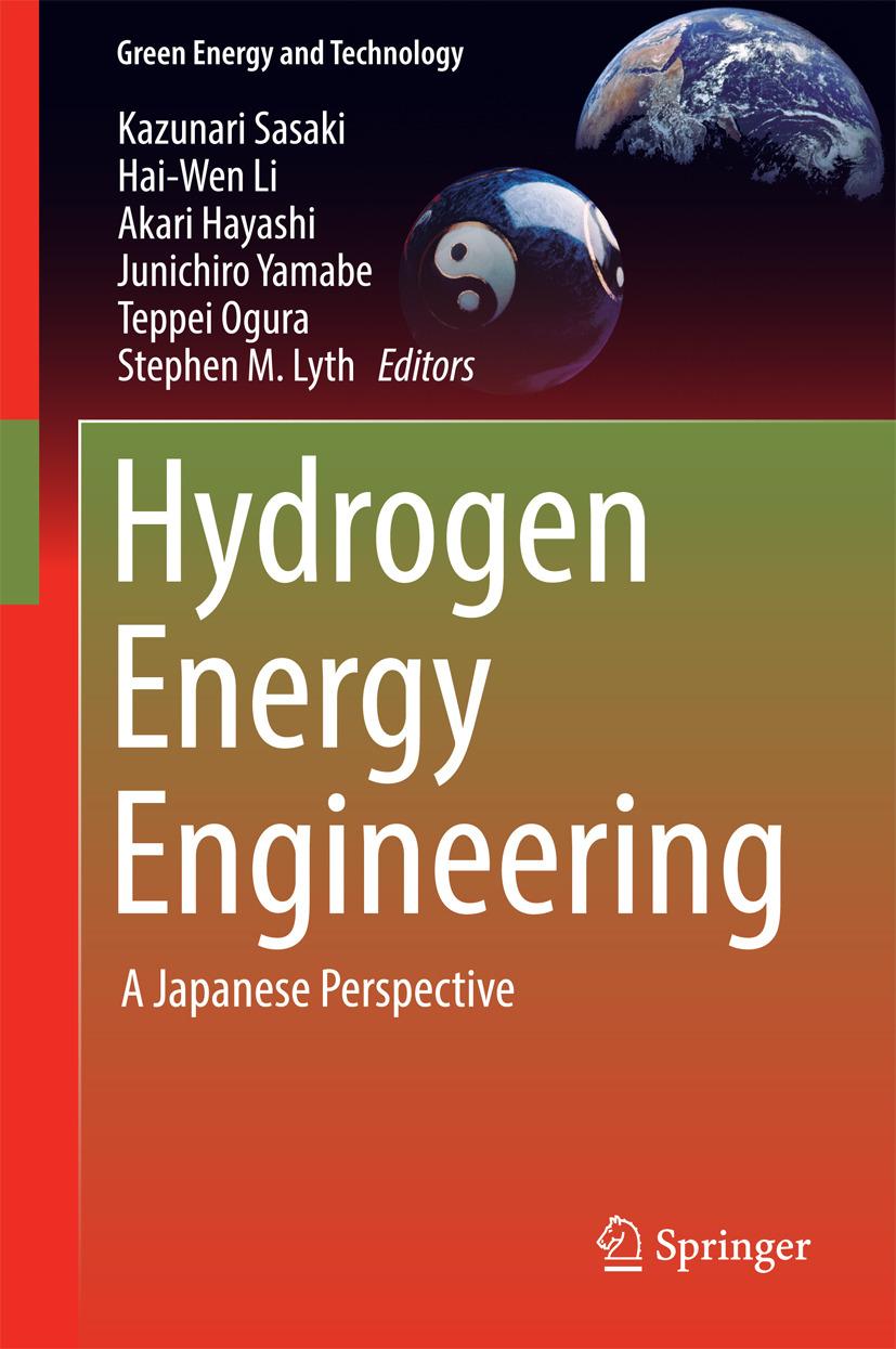 Hayashi, Akari - Hydrogen Energy Engineering, ebook