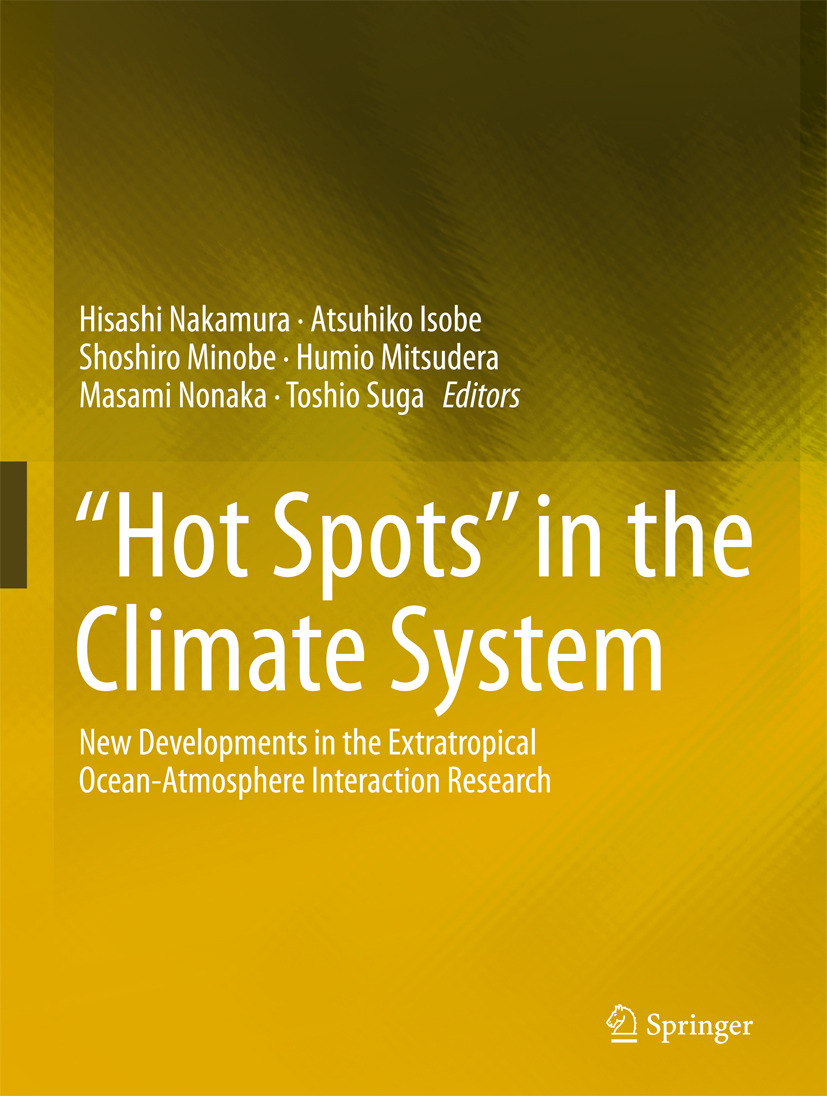 "Isobe, Atsuhiko - ""Hot Spots"" in the Climate System, ebook"