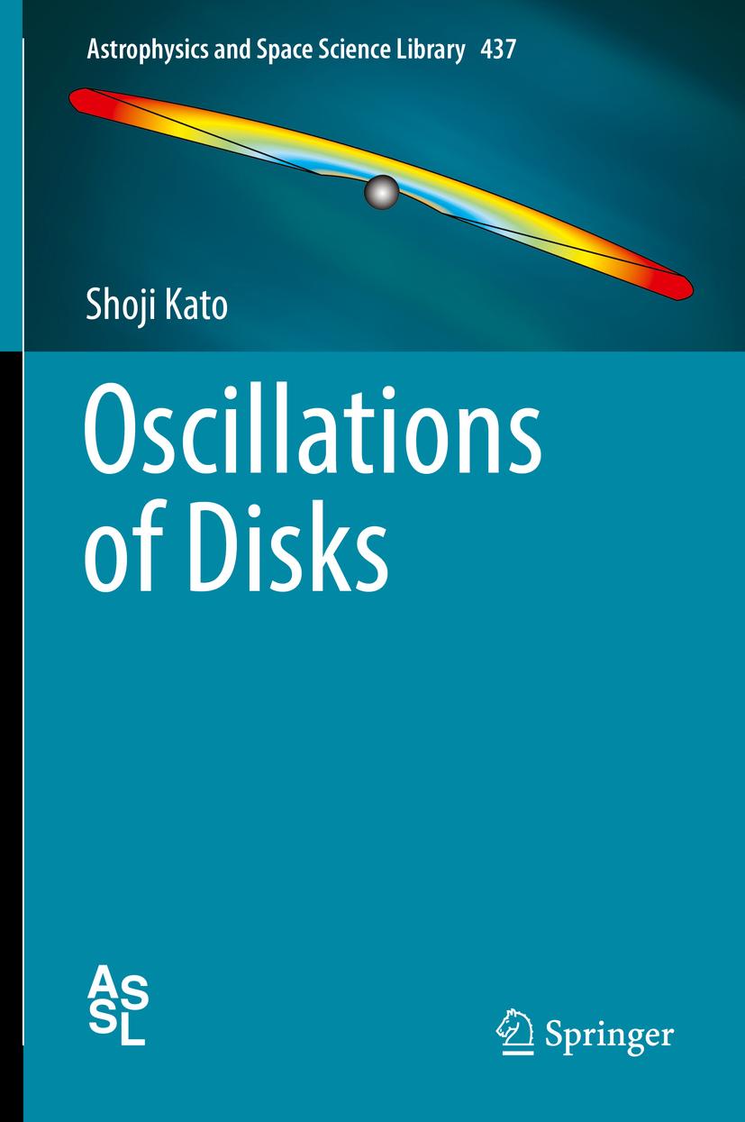 Kato, Shoji - Oscillations of Disks, ebook