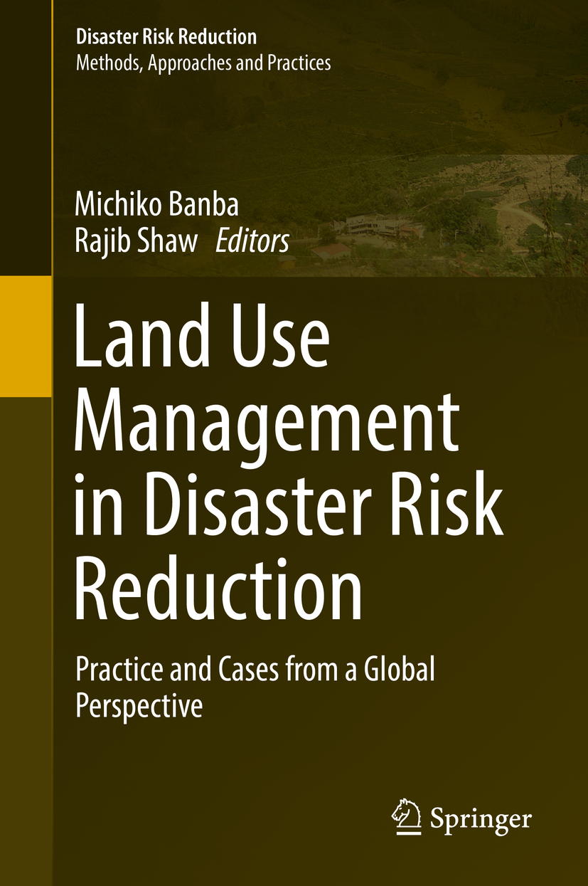 Banba, Michiko - Land Use Management in Disaster Risk Reduction, ebook