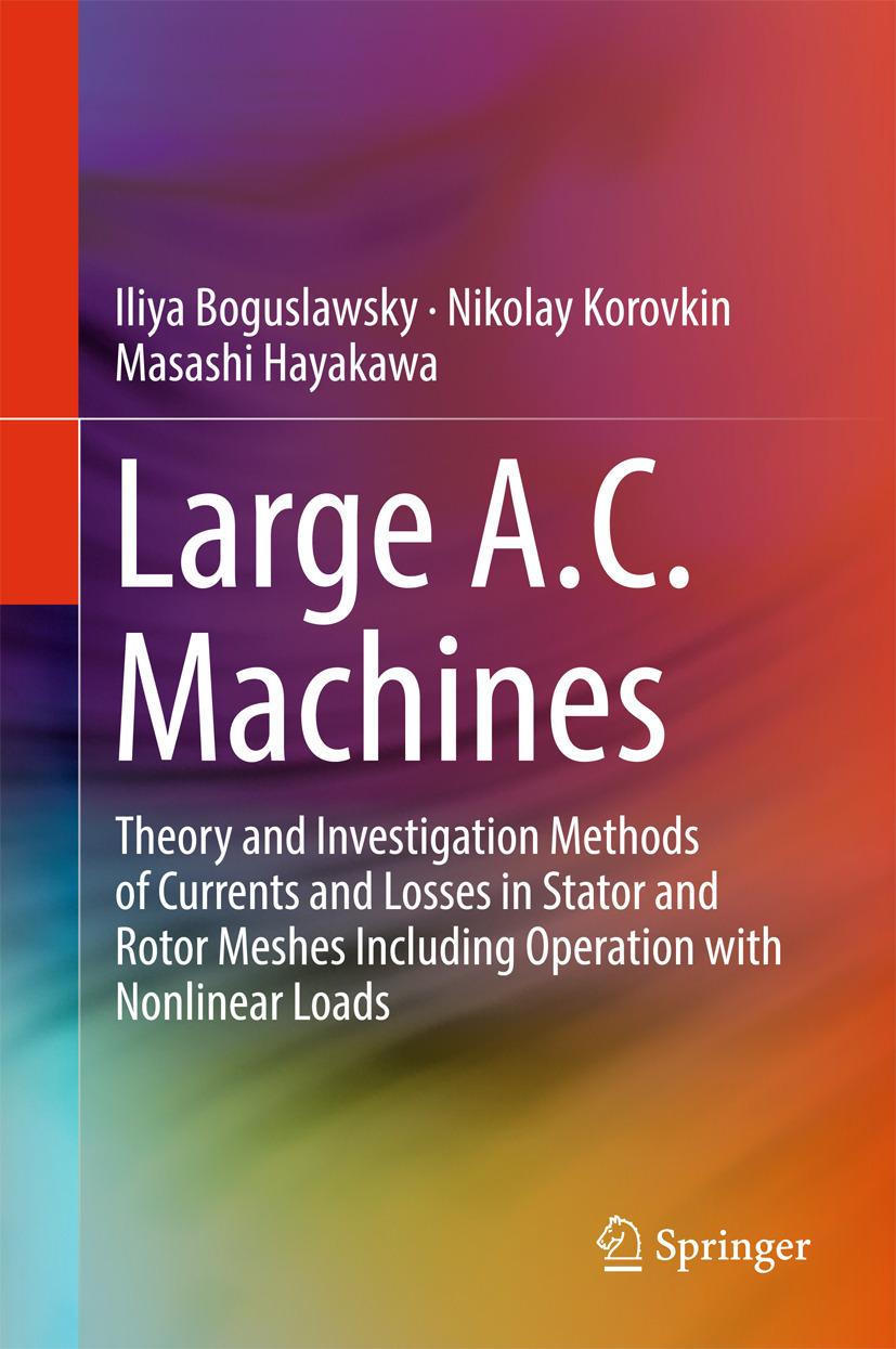 Boguslawsky, Iliya - Large A.C. Machines, ebook