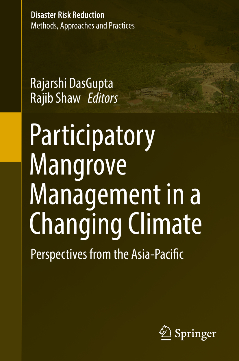 DasGupta, Rajarshi - Participatory Mangrove Management in a Changing Climate, ebook