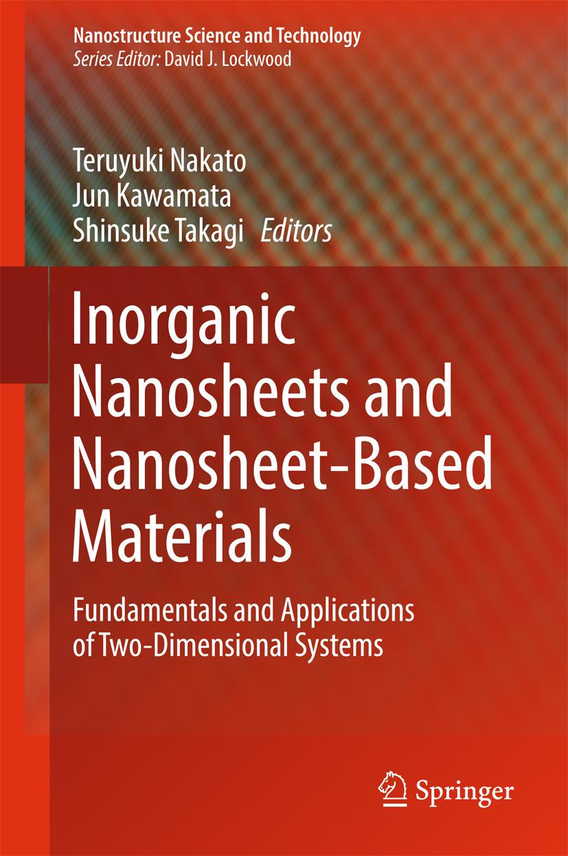 Kawamata, Jun - Inorganic Nanosheets and Nanosheet-Based Materials, ebook