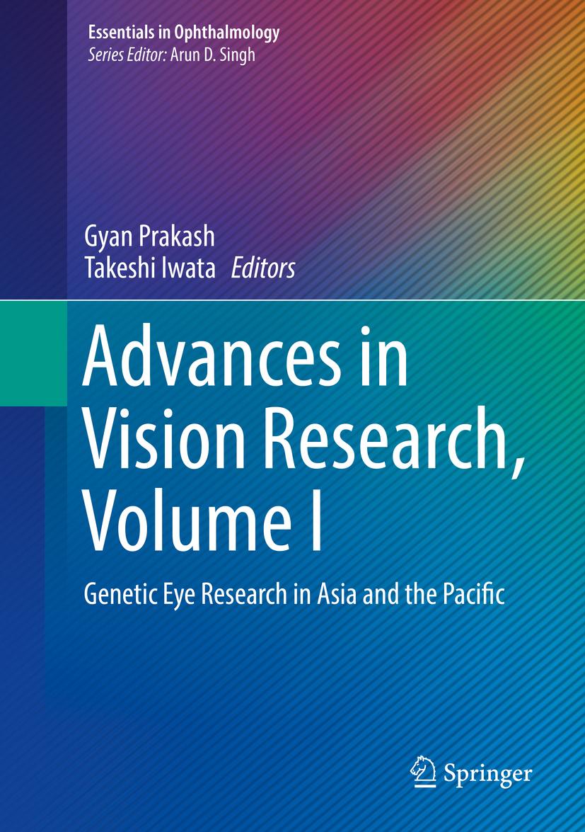Iwata, Takeshi - Advances in Vision Research, Volume I, ebook