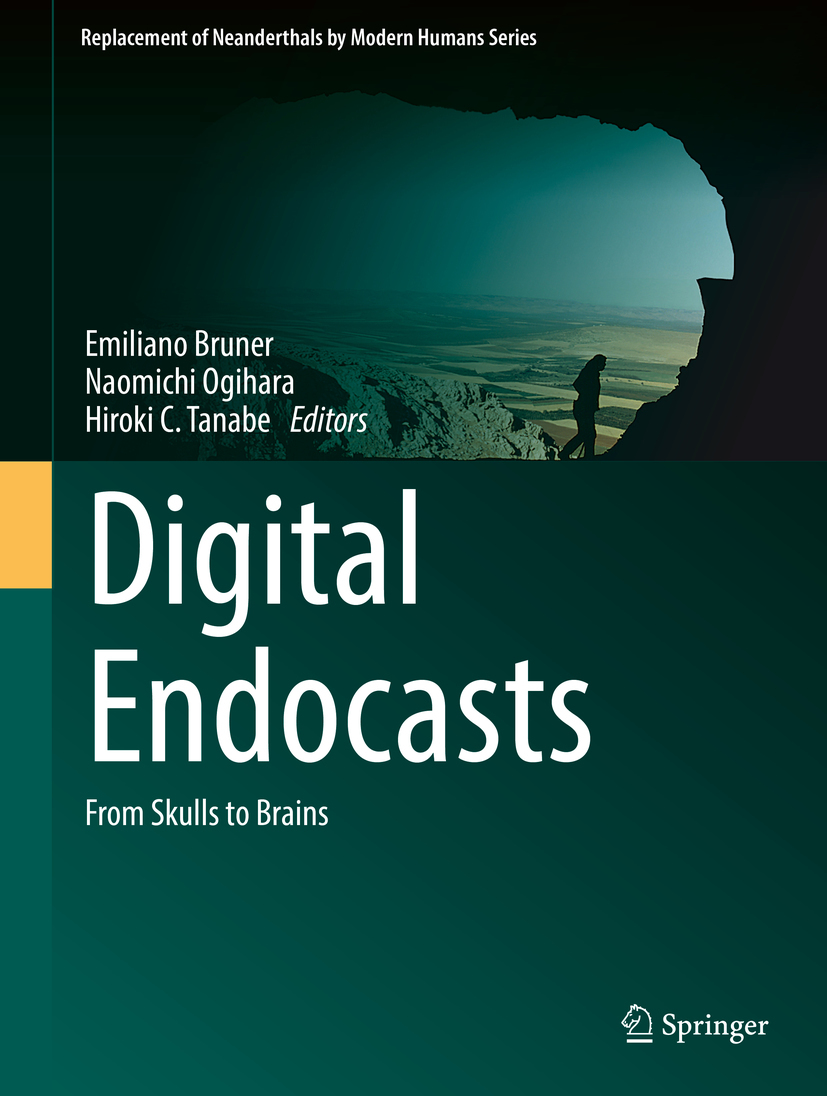 Bruner, Emiliano - Digital Endocasts, ebook