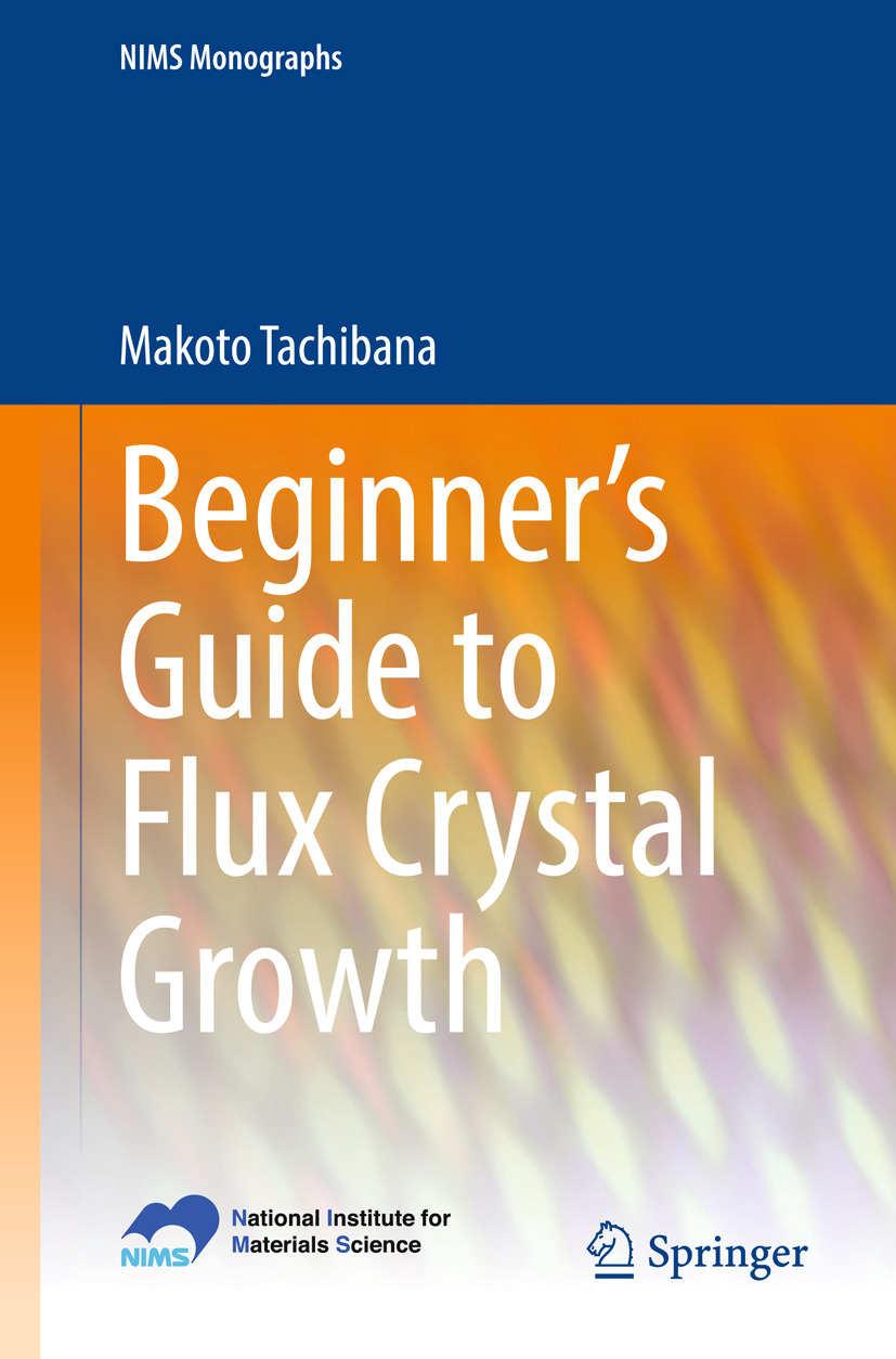 Tachibana, Makoto - Beginner's Guide to Flux Crystal Growth, ebook