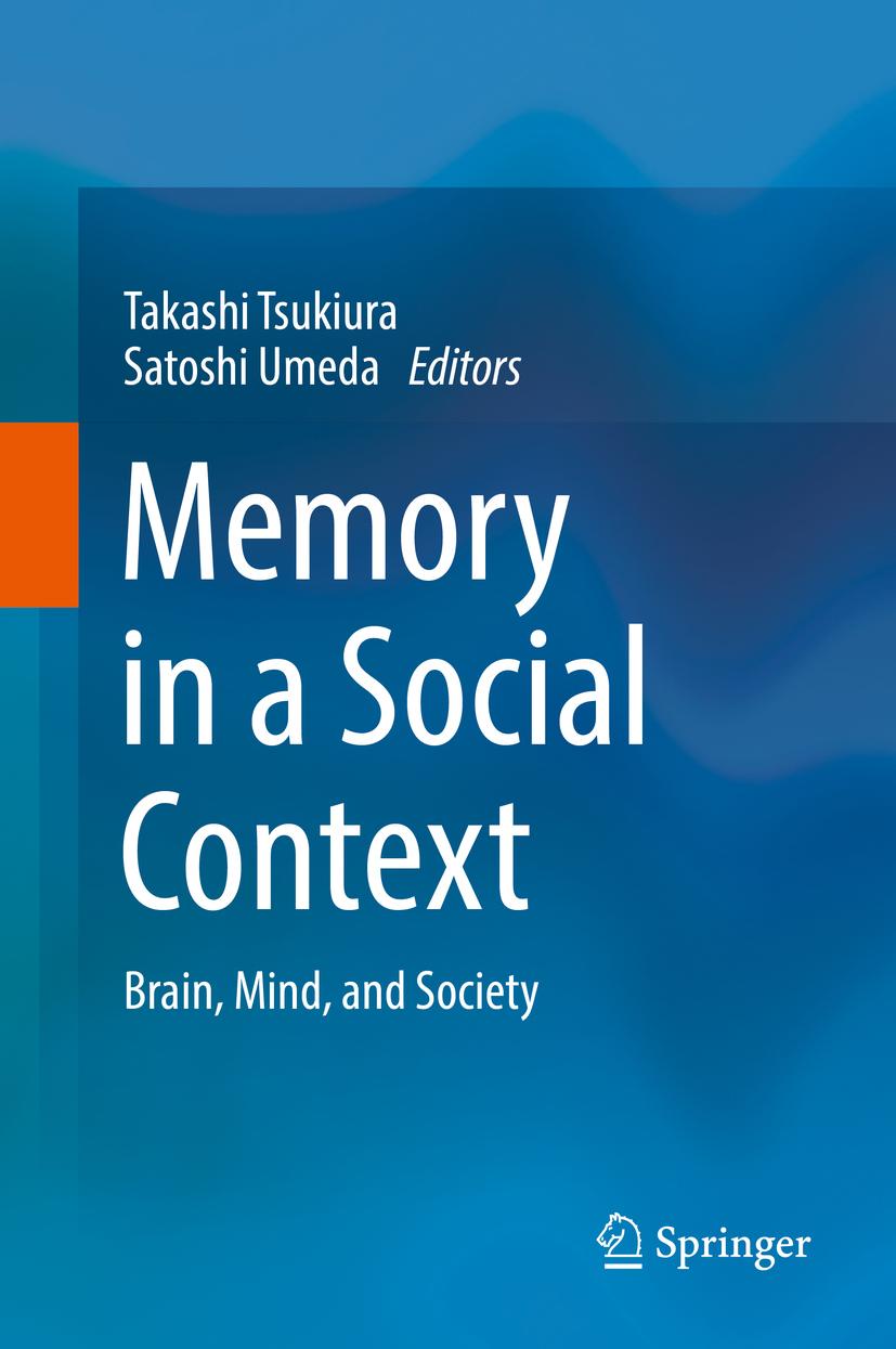 Tsukiura, Takashi - Memory in a Social Context, ebook