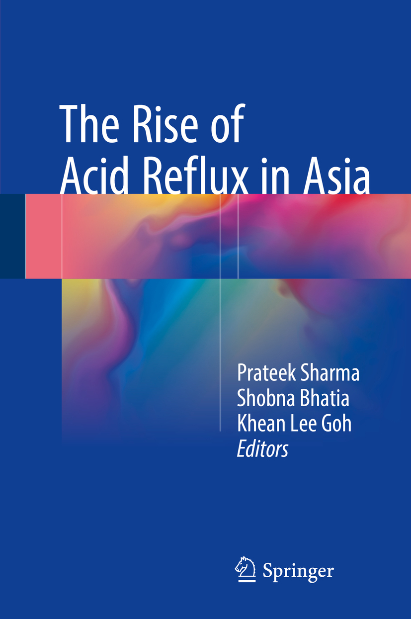 Bhatia, Shobna - The Rise of Acid Reflux in Asia, ebook