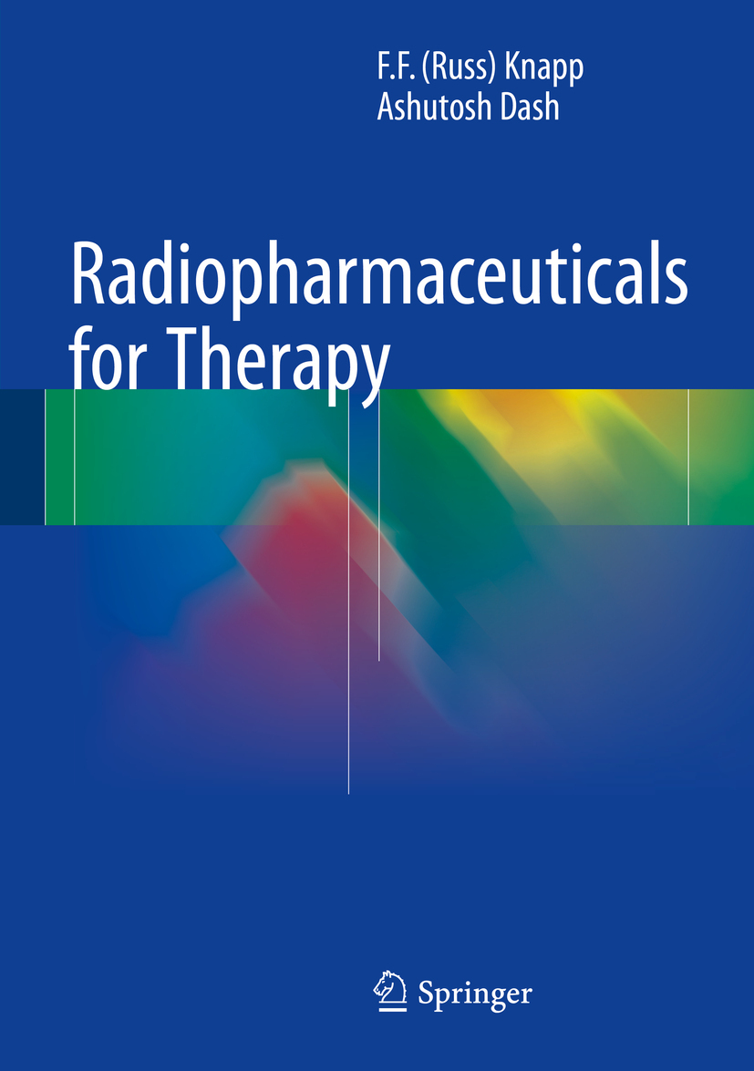 Dash, Ashutosh - Radiopharmaceuticals for Therapy, ebook