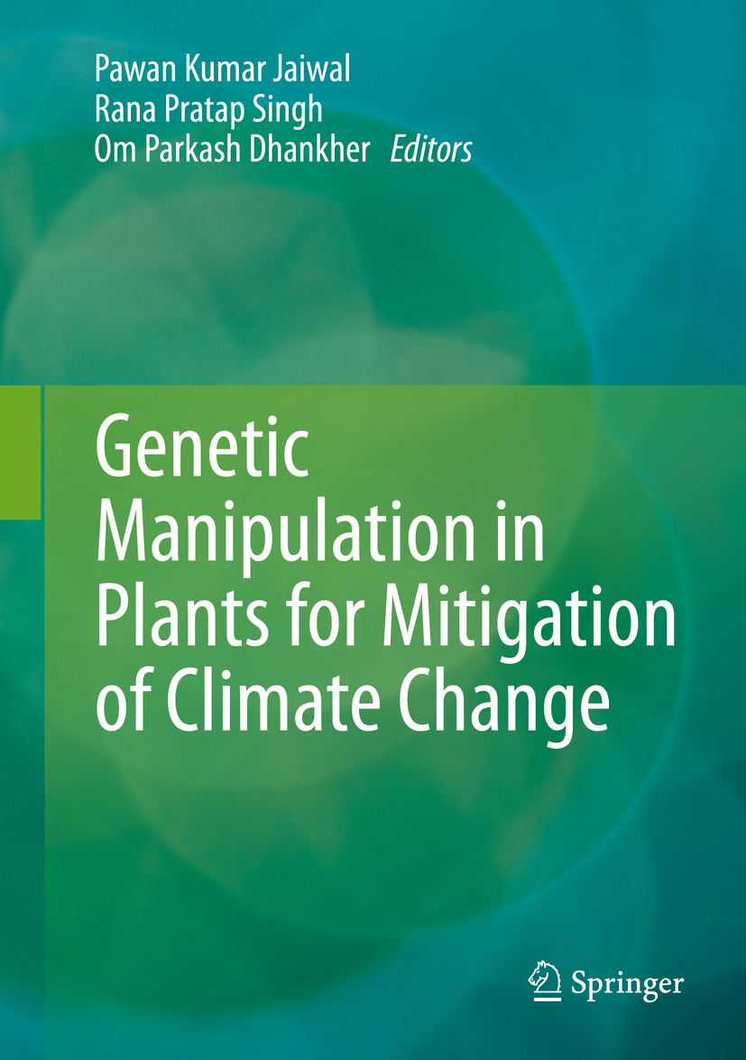 Dhankher, Om Parkash - Genetic Manipulation in Plants for Mitigation of Climate Change, ebook