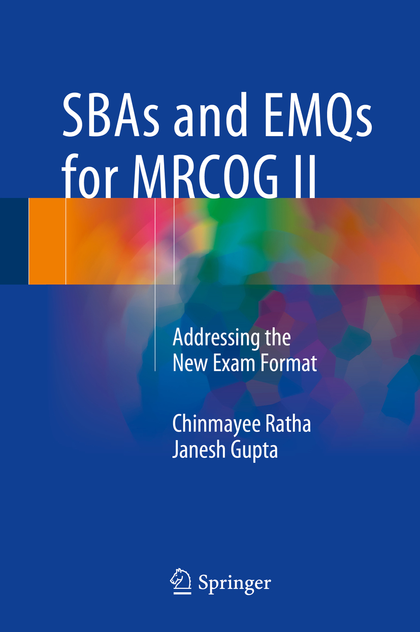 Gupta, Janesh - SBAs and EMQs for MRCOG II, ebook