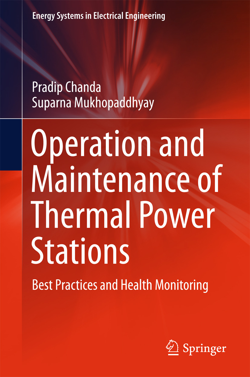 Chanda, Pradip - Operation and Maintenance of Thermal Power Stations, ebook