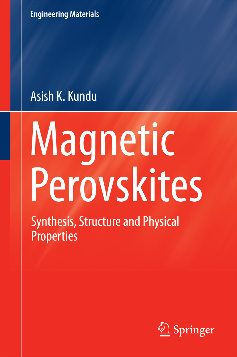 Kundu, Asish K. - Magnetic Perovskites, ebook