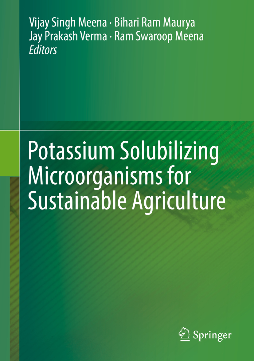Maurya, Bihari Ram - Potassium Solubilizing Microorganisms for Sustainable Agriculture, ebook