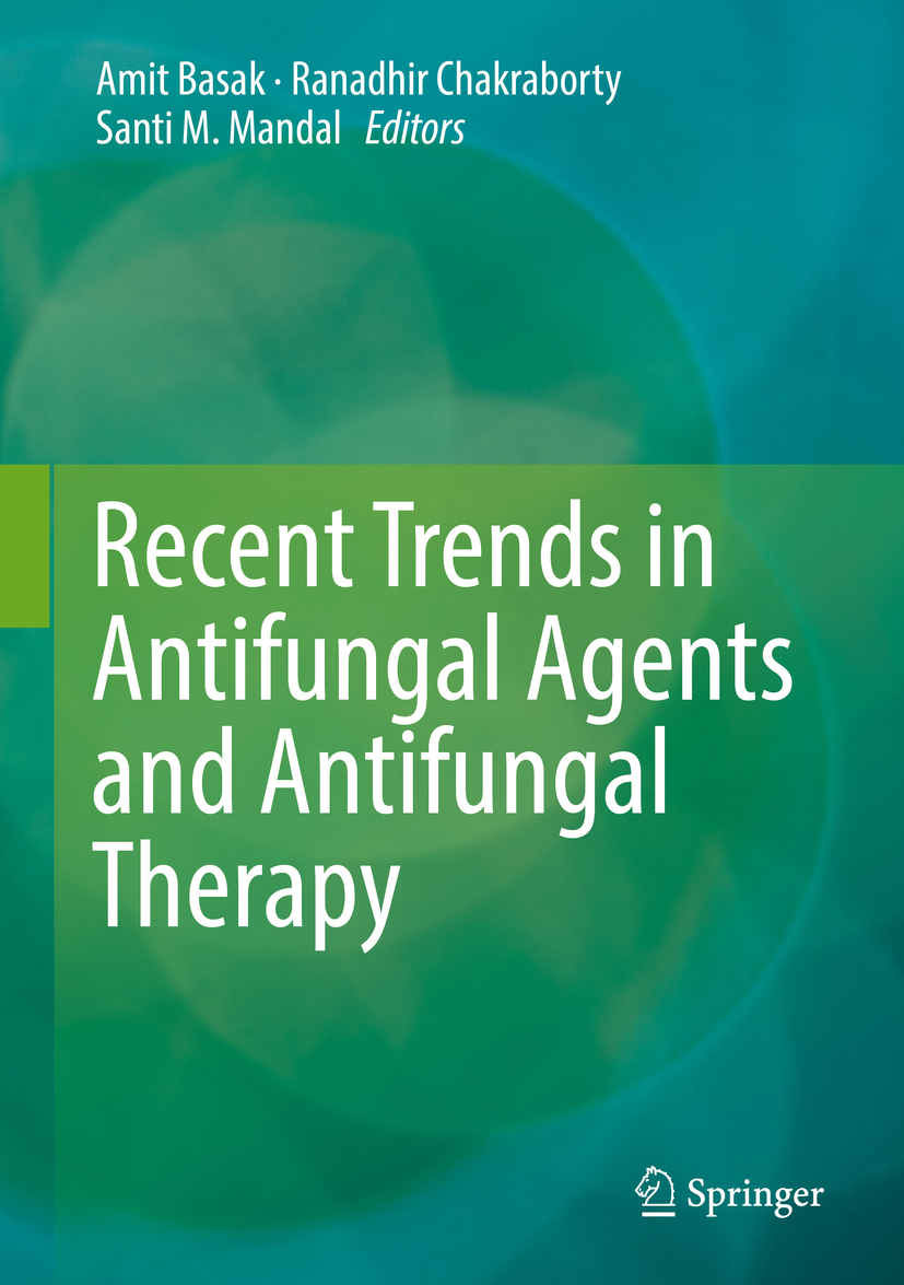 Basak, Amit - Recent Trends in Antifungal Agents and Antifungal Therapy, ebook