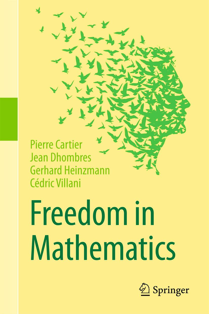 Cartier, Pierre - Freedom in Mathematics, ebook