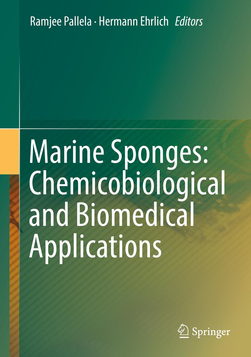 Ehrlich, Hermann - Marine Sponges: Chemicobiological and Biomedical Applications, e-bok
