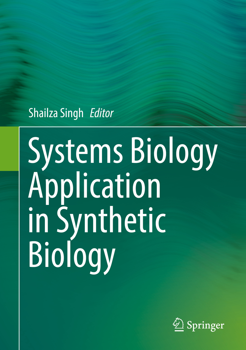 Singh, Shailza - Systems Biology Application in Synthetic Biology, ebook