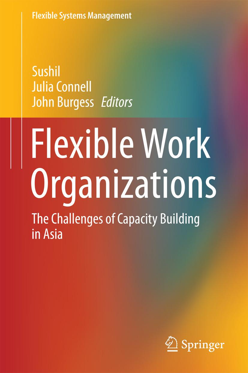 Burgess, John - Flexible Work Organizations, ebook