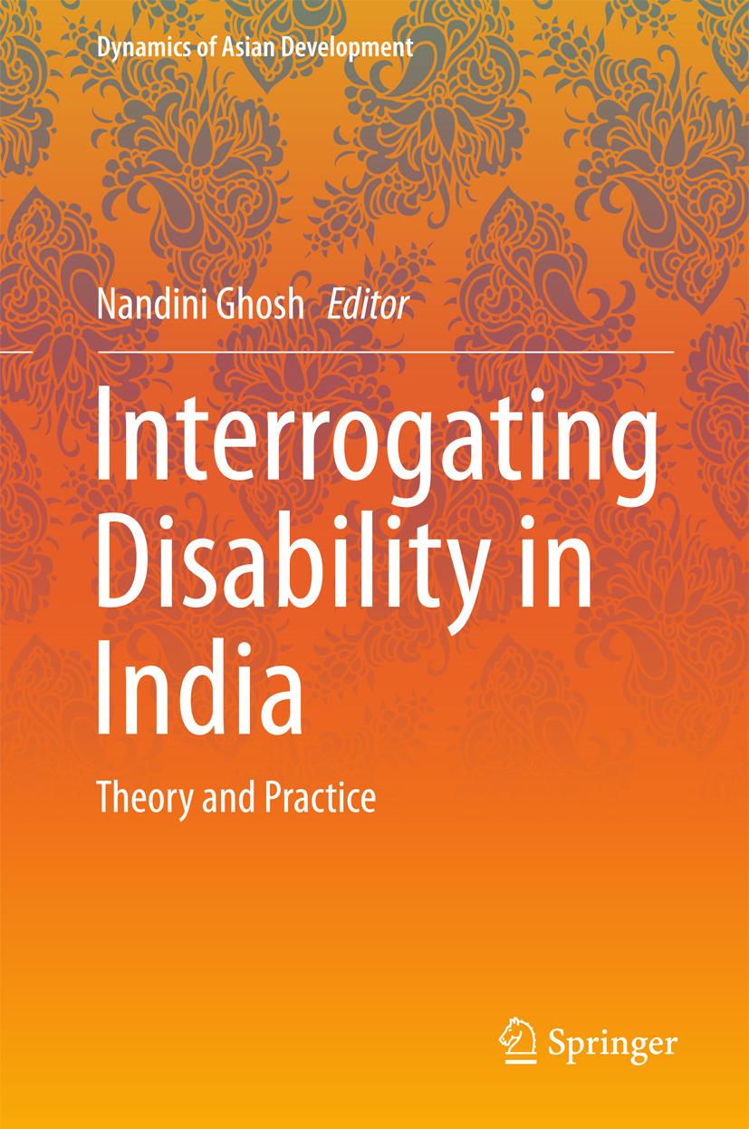 Ghosh, Nandini - Interrogating Disability in India, ebook