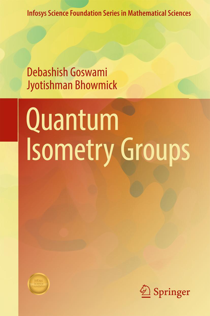 Bhowmick, Jyotishman - Quantum Isometry Groups, ebook
