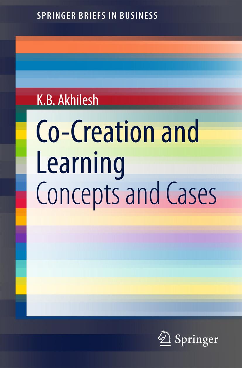 Akhilesh, K.B. - Co-Creation and Learning, ebook