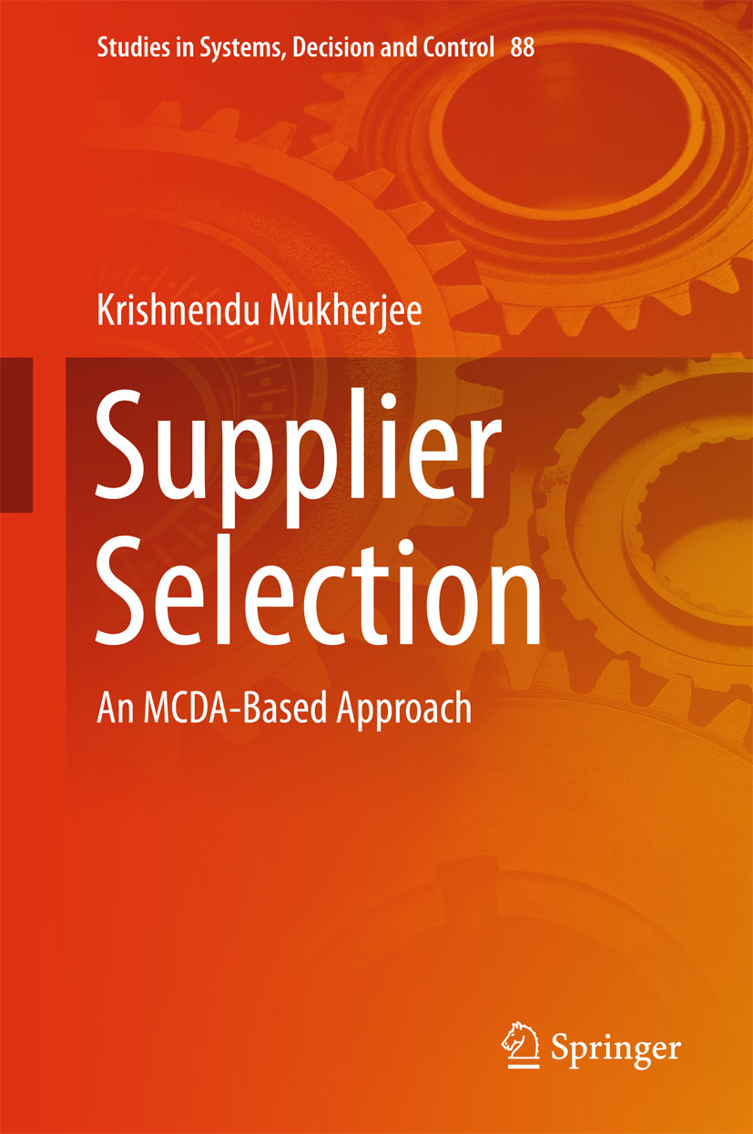 Mukherjee, Krishnendu - Supplier Selection, ebook